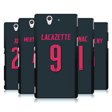 UFFICIALE ARSENAL FC 2017/18 GIOCATORI KIT THIRD 2 CASE PER SONY TELEFONI 3