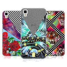 HEAD CASE DESIGNS TIE DYE AND MESH PRINTS HARD BACK CASE FOR LG PHONES 2