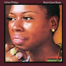 Black Eyed Blues - Esther Phillips (CD New)