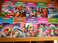 Nintendo Adventure Books Selection ft. Super Mario & Zelda Rare & Retro