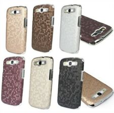 Chrome Fish-Scale Pattern Skin Back Case Cover For Samsung Galaxy S3 SIII i9300