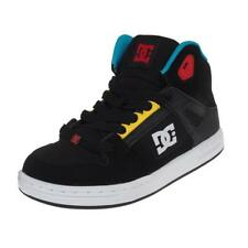 Chaussures mid mi montantes Dc shoes Rebound se high wheat Noir 75489 - Neuf