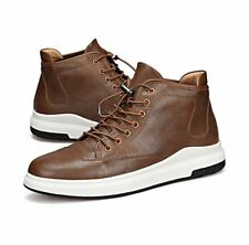 Men Boys Sneakers Lace Up Casual Comfort Sport Board Shoes Chic Classic Fashion