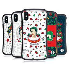 OFFICIAL FRIDA KAHLO ICONS HYBRID CASE FOR APPLE iPHONES PHONES