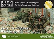 PLASTIC SOLDIER COMPANY 15mm Scale British Paratroopers Heavy Weapons
