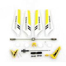 For Syma S107G Main Blades Rotor Propellers RC Helicopter Spare Parts 3 Colors