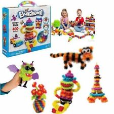 Kids Bunchems Mega Pack Toy Festival Birthday Gift Thorn Ball - qty 400,800,1200