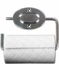 Wall Mounted Bathroom Toilet Paper Roll Or Tissue Holder With Polished Chrom NEW