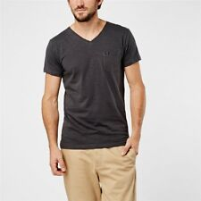 ONeill LM Jack Base T-shirt Scollo a V Antracite