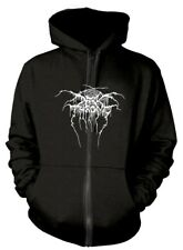 DARKTHRONE 'TRANSILVANIAN HUNGER' Zip Up Hoodie - Nuevo y Oficial