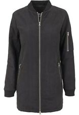 Urban Classics Ladies Peached lungo donna giacca bomber