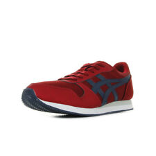 Chaussures Baskets Asics homme Curreo II Burgundy/Peacoat taille Bordeaux
