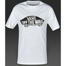 Vans OTW T-Shirt Boys, logo Off the Wall TAGLIE BAMBINO