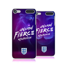 OFFICIAL ENGLAND FOOTBALL TEAM UNLEASH FIERCE BACK CASE FOR APPLE iPOD TOUCH MP3
