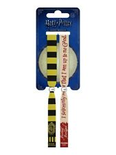 Harry Potter Hufflepuff Festival Wristband