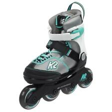 Rollers K2 Velocity g reglable Gris 15187 - Neuf