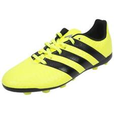Chaussures football lamelles Adidas Ace 16.4  fxg jr ani Jaune 32820 - Neuf