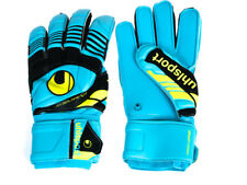 Gants gardien  football Uhlsport Eliminator supersoft Bleu 43586 - Neuf