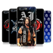 OFFICIAL WWE 2017 AJ STYLES HARD BACK CASE FOR ONEPLUS ASUS AMAZON