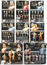 WWE Classic Superstars empty box custodia vuota jakks action figures per custom