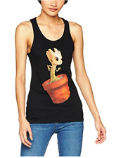 Canottiera Baby Dancing Groot Guardians of the Galaxy tank top Donna Marvel