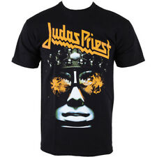 JUDAS PRIEST' Hell Bent ' Puff Print T-shirt - NUOVO E ORIGINALE