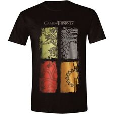 T-shirt Game of Thrones - Sigil Banners maglia Uomo ufficiale serie tv HBO