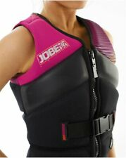 Jobe Progress Unify Gilet Femmes Rose de Sauvetage Wakeboard Cerf-Volant Sup