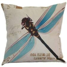 Dragonfly Sofa Bed Home Decor Pillow Case Cushion Cover