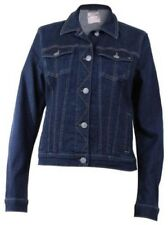 Mustang Donna Giacca in Jeans ICONIC Giacca Denim - Blu - blu scuro