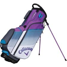 Callaway 2018 Chev Stand Bag Ladies Golf Carry Bag 5-Way Divider