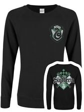 Harry Potter Sweat-shirt House Slytherin Femme Noir