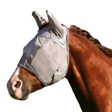 Cashel Crusader Standard Mule Fly Mask with Ears and Sun Protection