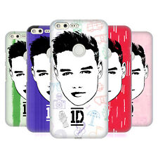 OFFICIAL ONE DIRECTION GRAPHIC FACE LIAM HARD BACK CASE FOR GOOGLE PHONES