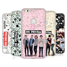 OFFICIAL ONE DIRECTION GROUP PHOTO DOODLE ICON HARD BACK CASE FOR GOOGLE PHONES