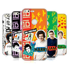 OFFICIAL ONE DIRECTION LOCKER ART SOLO HARD BACK CASE FOR GOOGLE PHONES