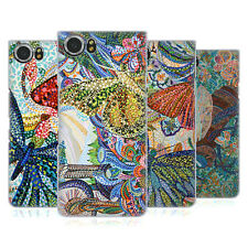 OFFICIAL ERIKA POCHYBOVA INSECTS HARD BACK CASE FOR BLACKBERRY PHONES