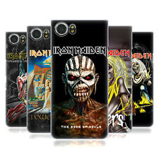 OFFICIAL IRON MAIDEN ALBUM COVERS HARD BACK CASE FOR BLACKBERRY PHONES