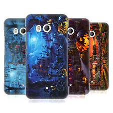 OFFICIAL GENO PEOPLES ART HALLOWEEN HARD BACK CASE FOR HTC PHONES 1