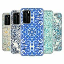 OFFICIAL MICKLYN LE FEUVRE FLORAL PATTERNS HARD BACK CASE FOR HUAWEI PHONES 1