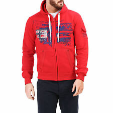 Sweat-shirts Geographical Norway Homme Fohnson man, Rouge/Bleu/Blanc/Gris/Noir A