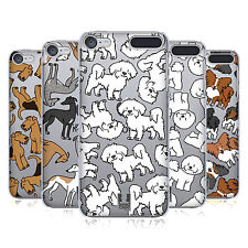 HEAD CASE DESIGNS DOG BREED PATTERNS 4 HARD BACK CASE FOR APPLE iPOD TOUCH MP3