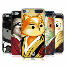 HEAD CASE DESIGNS SPOOF COLLECTION HARD BACK CASE FOR APPLE iPOD TOUCH MP3