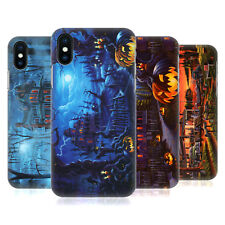OFFICIAL GENO PEOPLES ART HALLOWEEN HARD BACK CASE FOR APPLE iPHONE PHONES