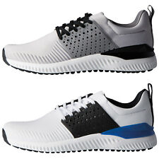 2018 Adidas Mens Adicross Bounce Spikeless Golf Shoes - New Comfort Trainers