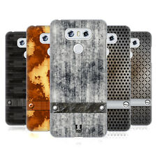 HEAD CASE DESIGNS INDUSTRIAL TEXTURES HARD BACK CASE FOR LG PHONES 1