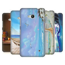 OFFICIAL GENO PEOPLES ART HOLIDAY HARD BACK CASE FOR MICROSOFT PHONES
