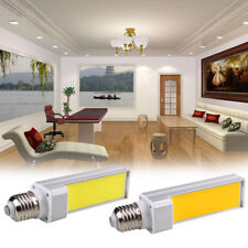 E27 15W Cree COB Led Horizontal Plug Corn Light Ceiling Lamp Downlight 85V-265V