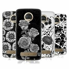 HEAD CASE DESIGNS LITHOGRAPHIC BLOOMS HARD BACK CASE FOR MOTOROLA PHONES 1
