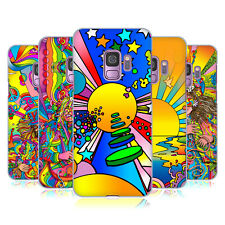 OFFICIAL HOWIE GREEN PSYCHEDELIC HARD BACK CASE FOR SAMSUNG PHONES 1